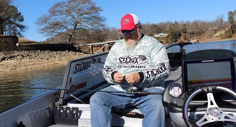 Lake Chickamauga big bass